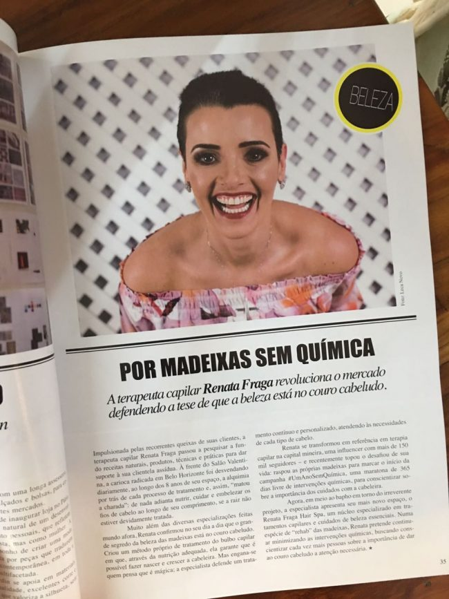#Clipping: Renata Fraga na Revista Diverso